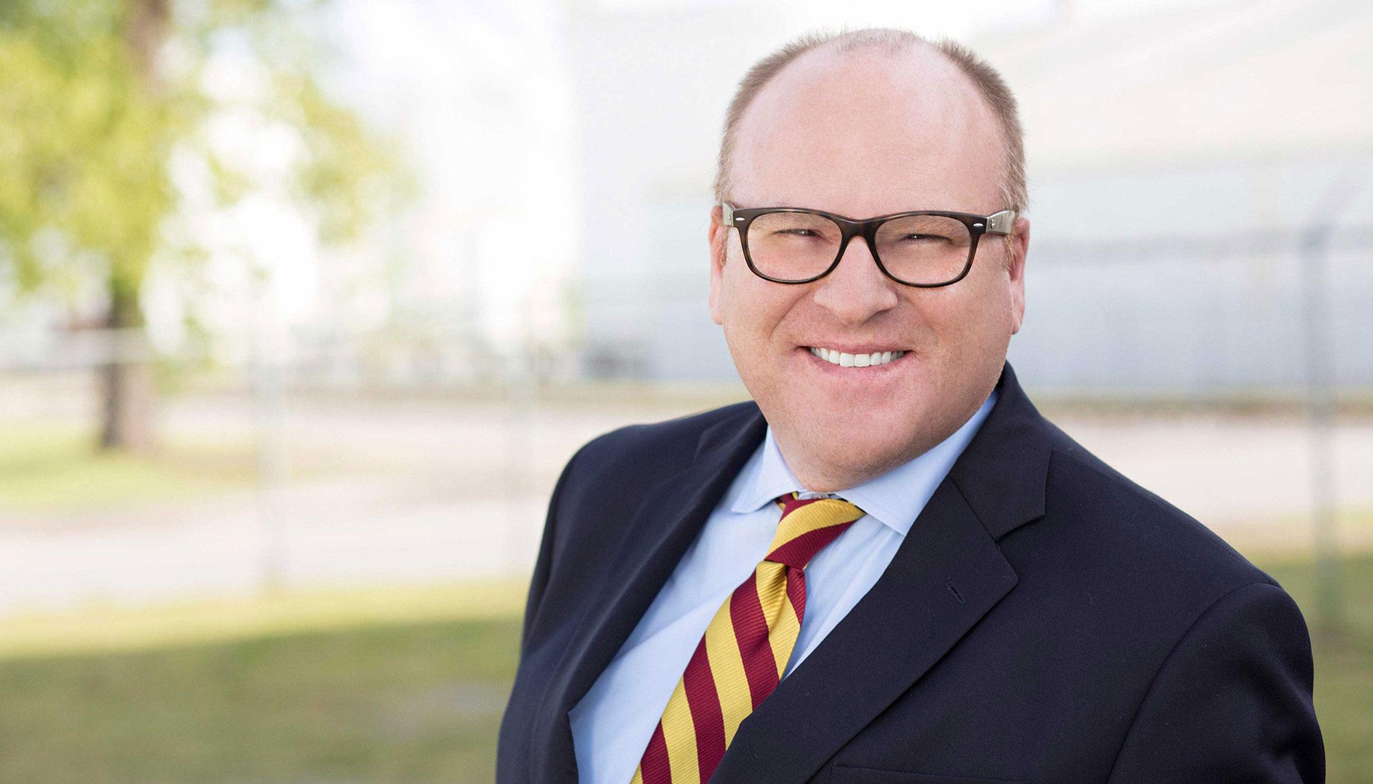 Rodney S. Hanley named sixth chancellor of the University of Minnesota, Morris	Rodney S. Hanley named sixth chancellor of the University of Minnesota, Morris